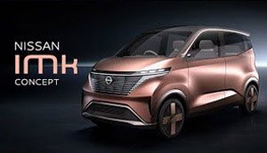 The Nissan IMk Concept